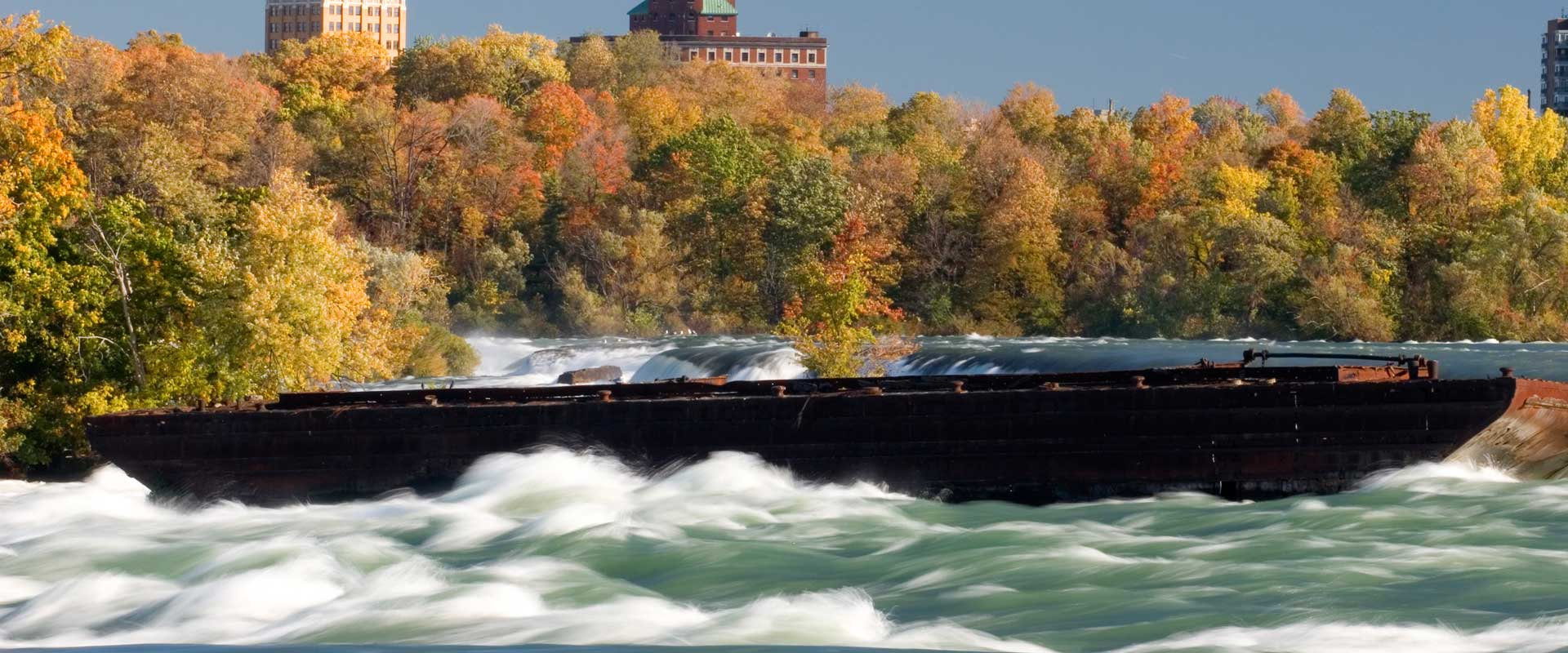 The Old Scow, Niagara Falls
