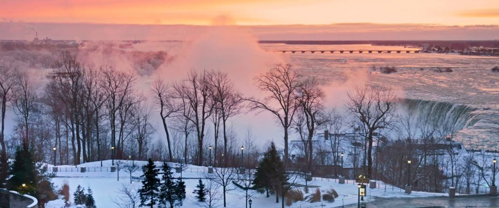 Private Niagara Falls Winter Tours