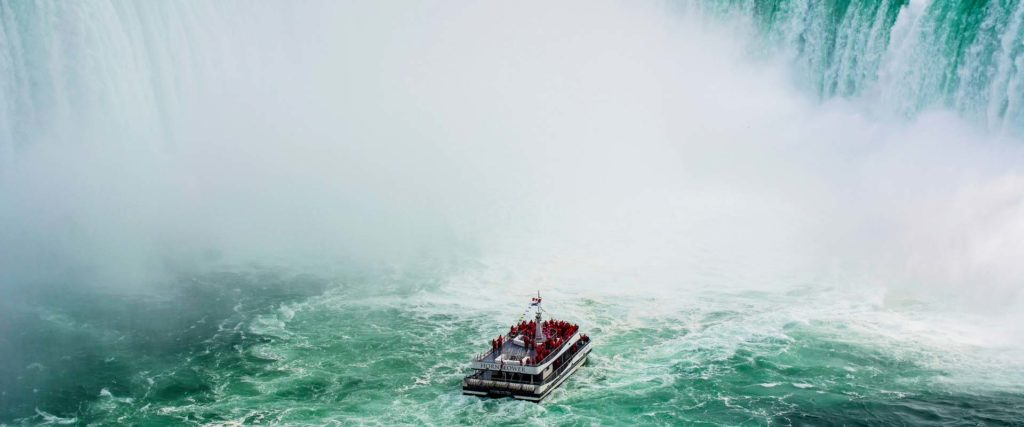 Tickets for Hornblower Niagara Cruise