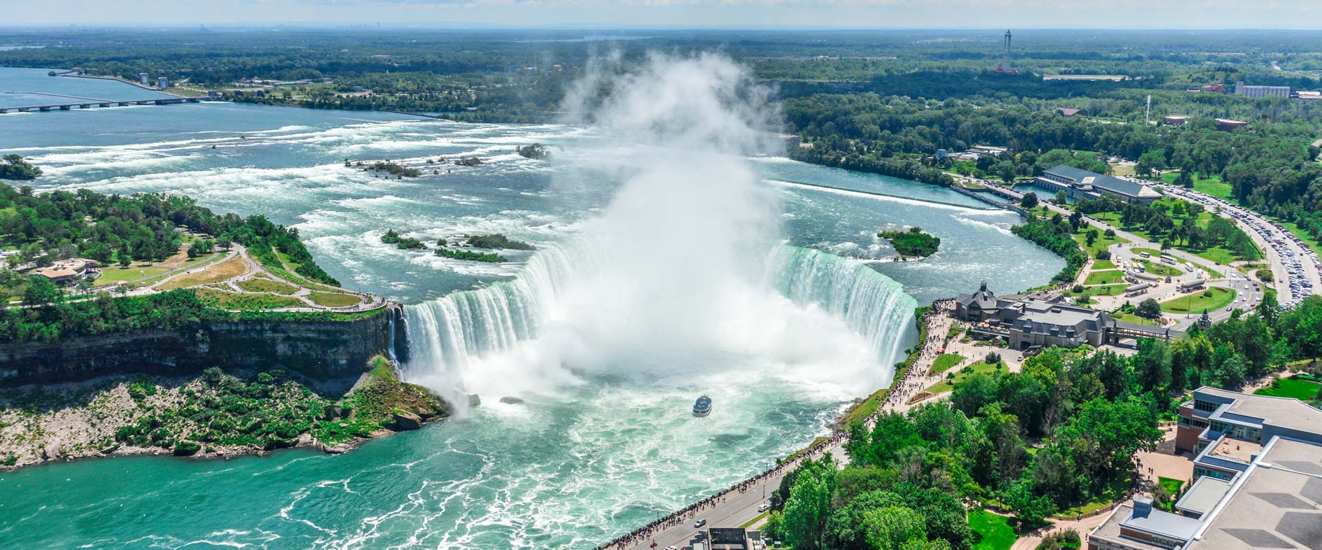 Half Day Tours of Niagara Falls from Toronto
