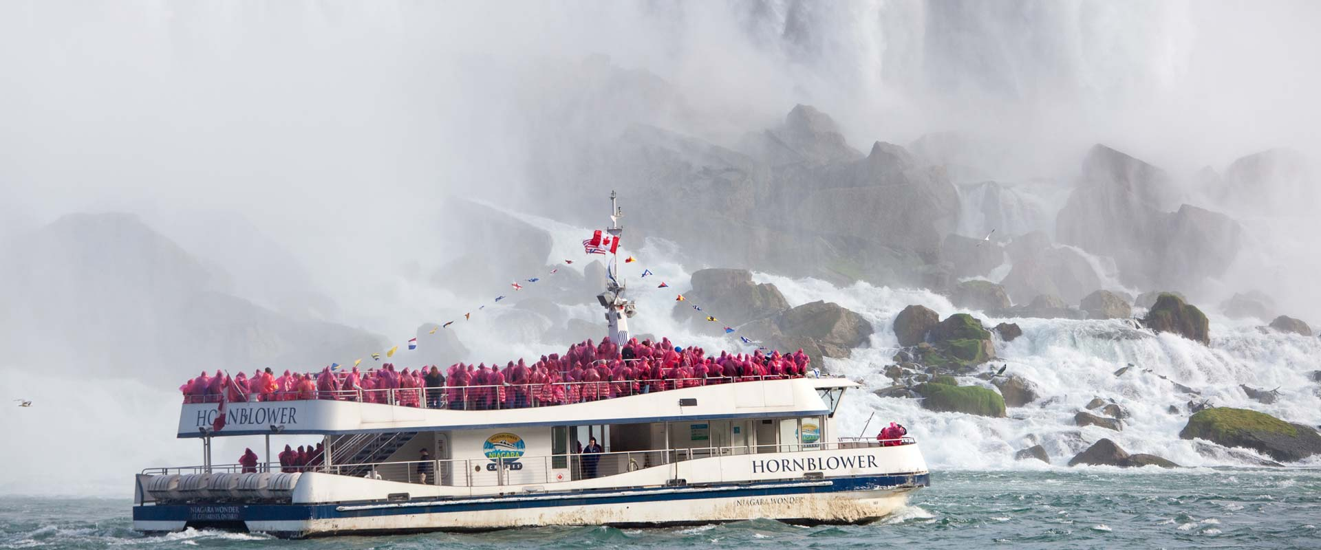 Are Kids Allowed on Niagara Falls Boat Tour