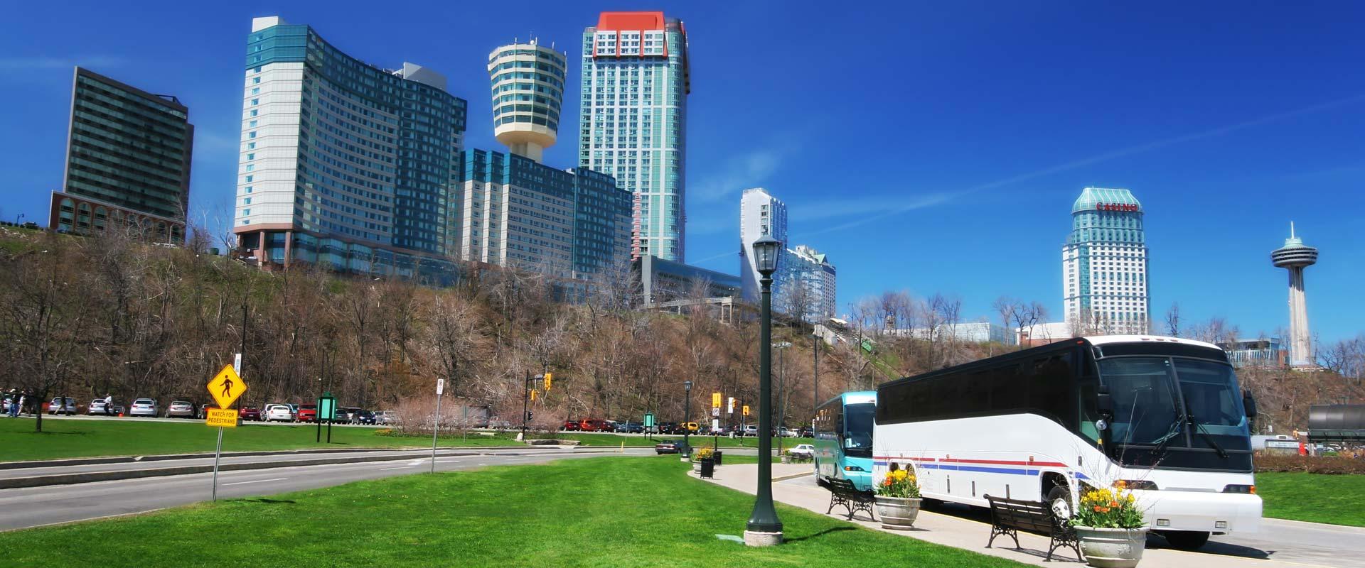 Mississauga to Niagara Falls Day Tour