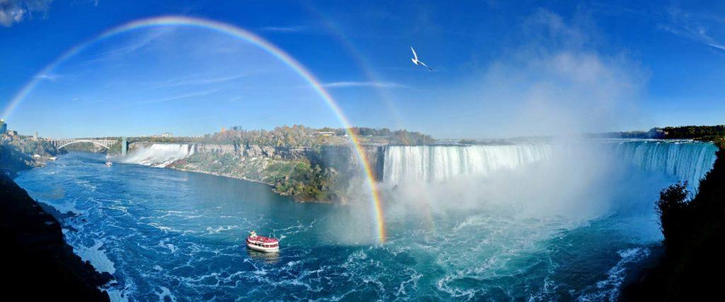Niagara Falls with Pickup from US
