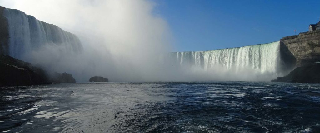 Types of Niagara Falls Tours