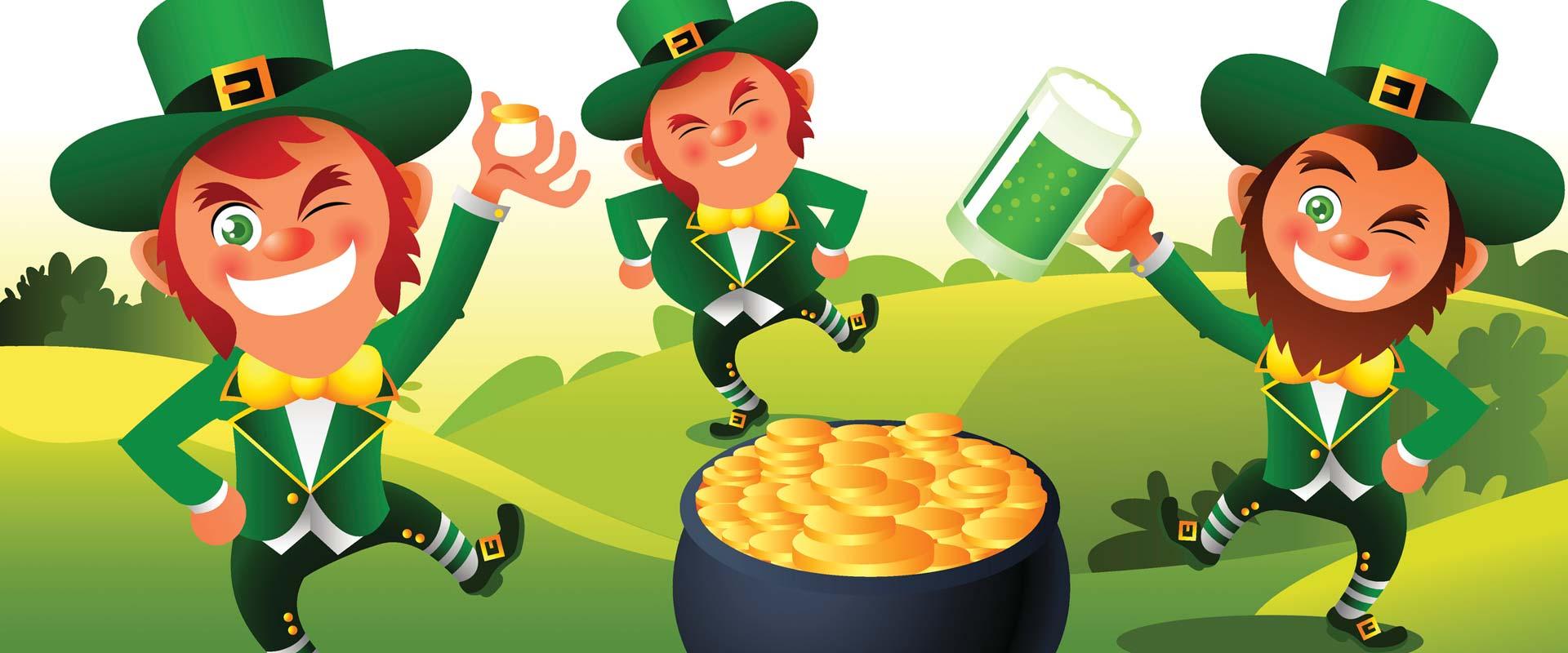 Celebrate St. Patrick's Day in Niagara Falls Canada