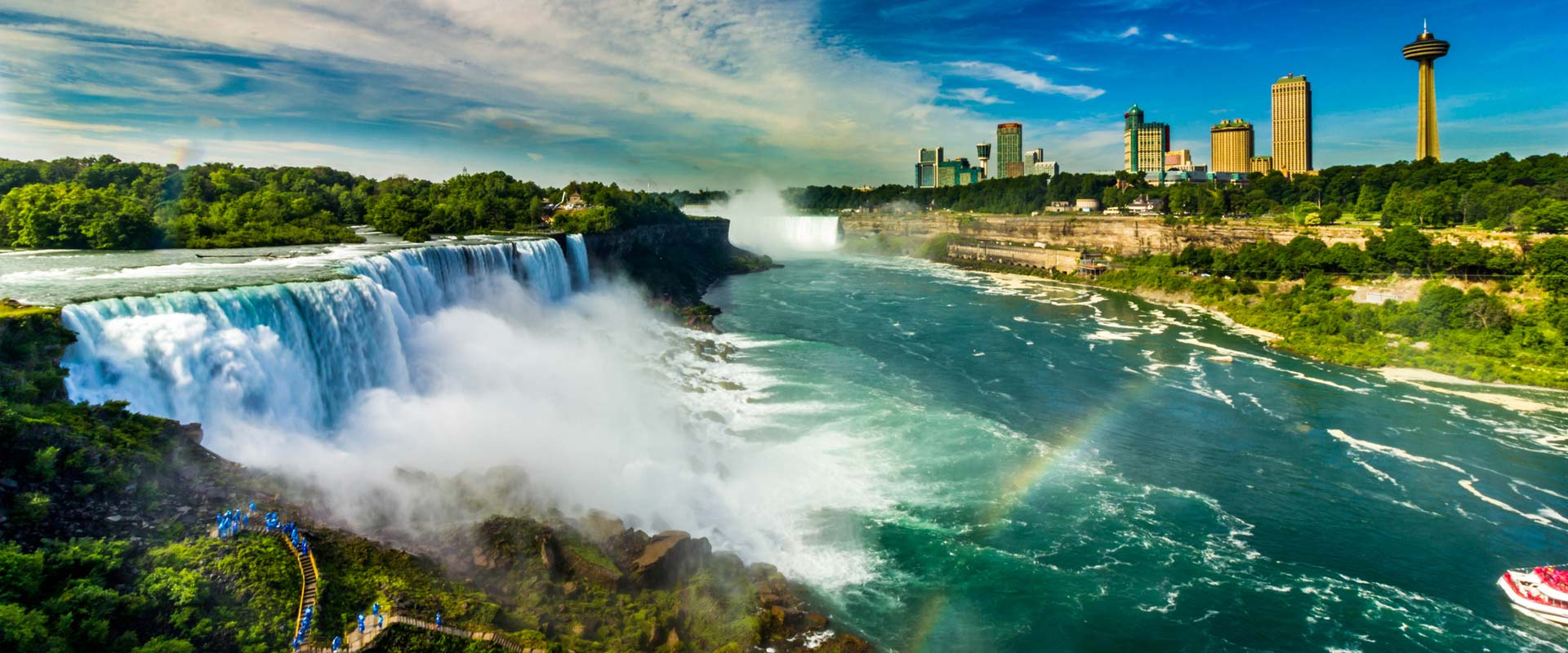 The US Side of Niagara Falls