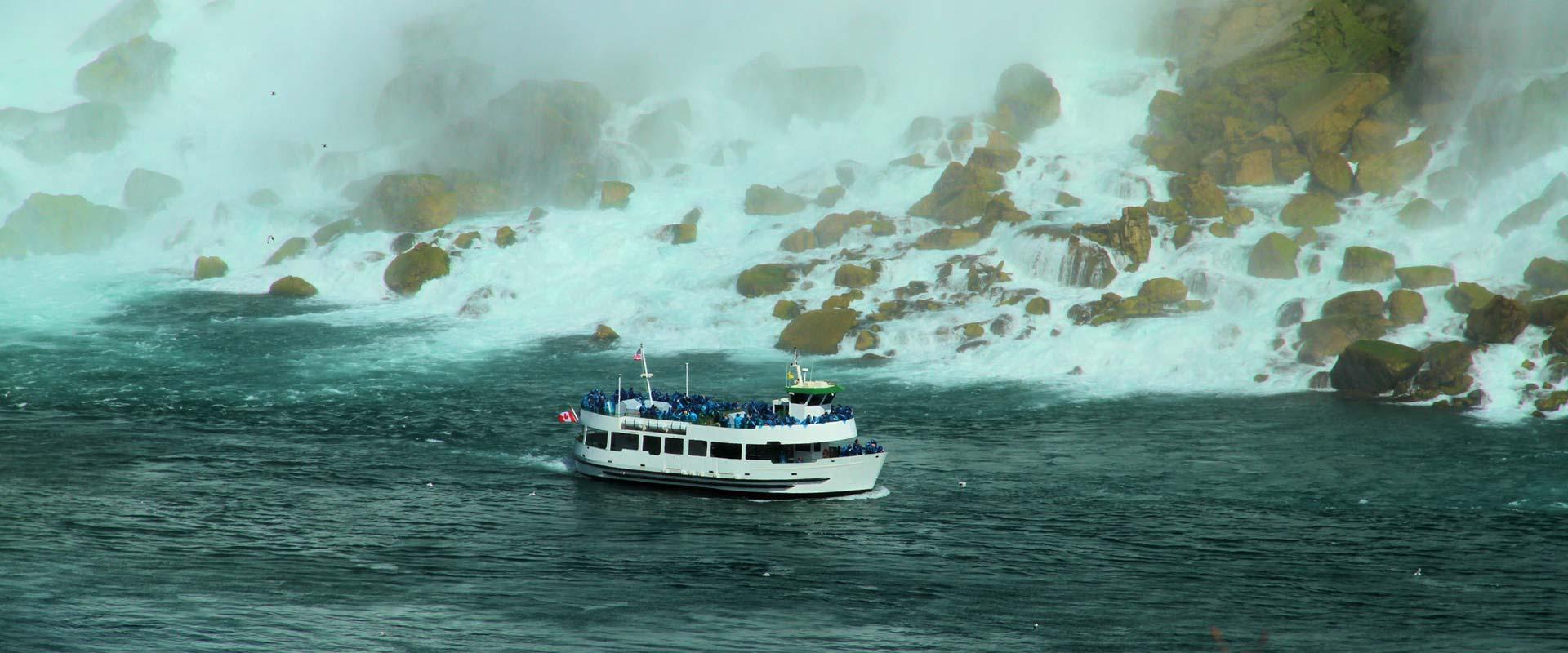 Maid of the Mist – Niagara Falls USA Boat Ride