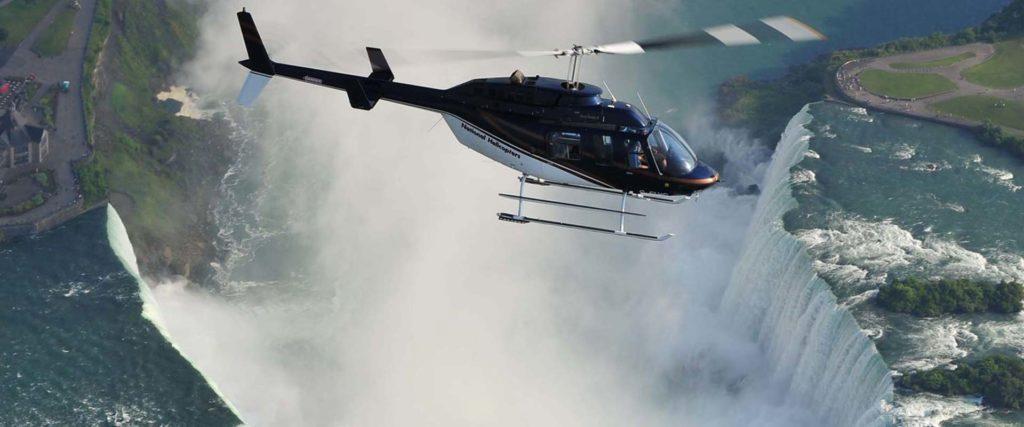 Niagara Falls Helicopter Rides – A Bird's Eye View