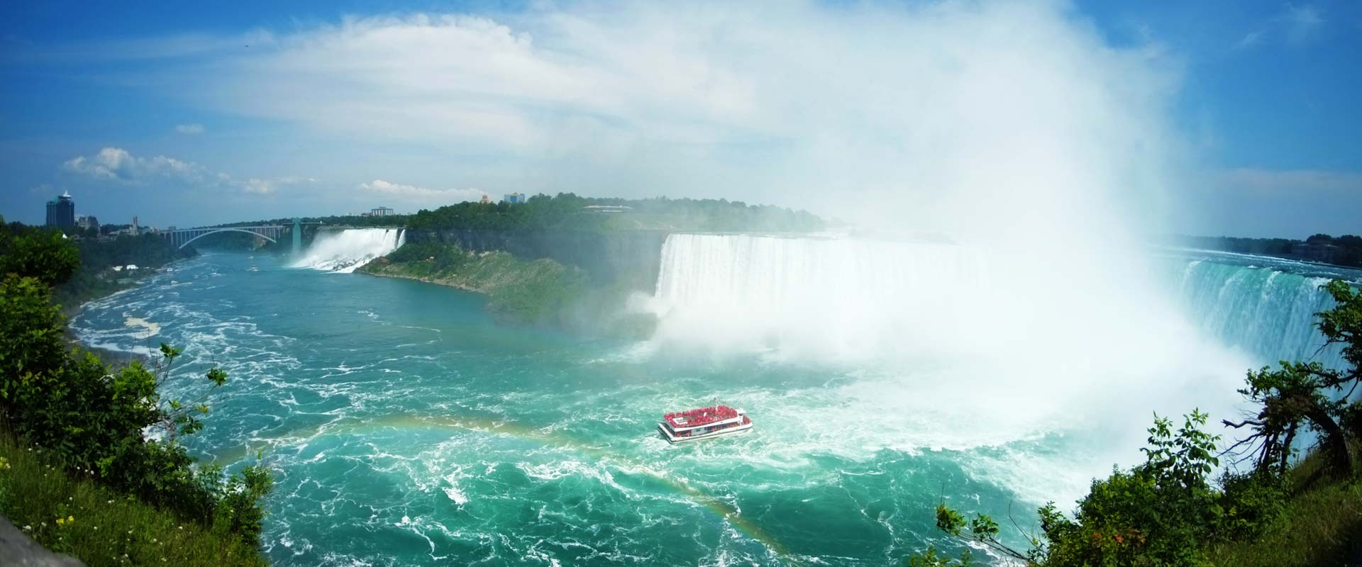 Hornblower Niagara Cruises – Daily Schedule and Tickets