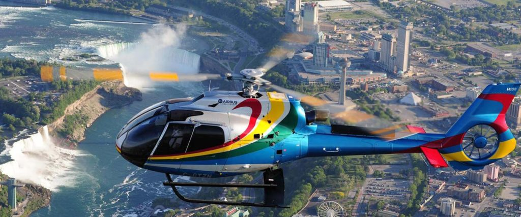 Helicopter Ride over Niagara Falls Canada – How Much Does It Cost