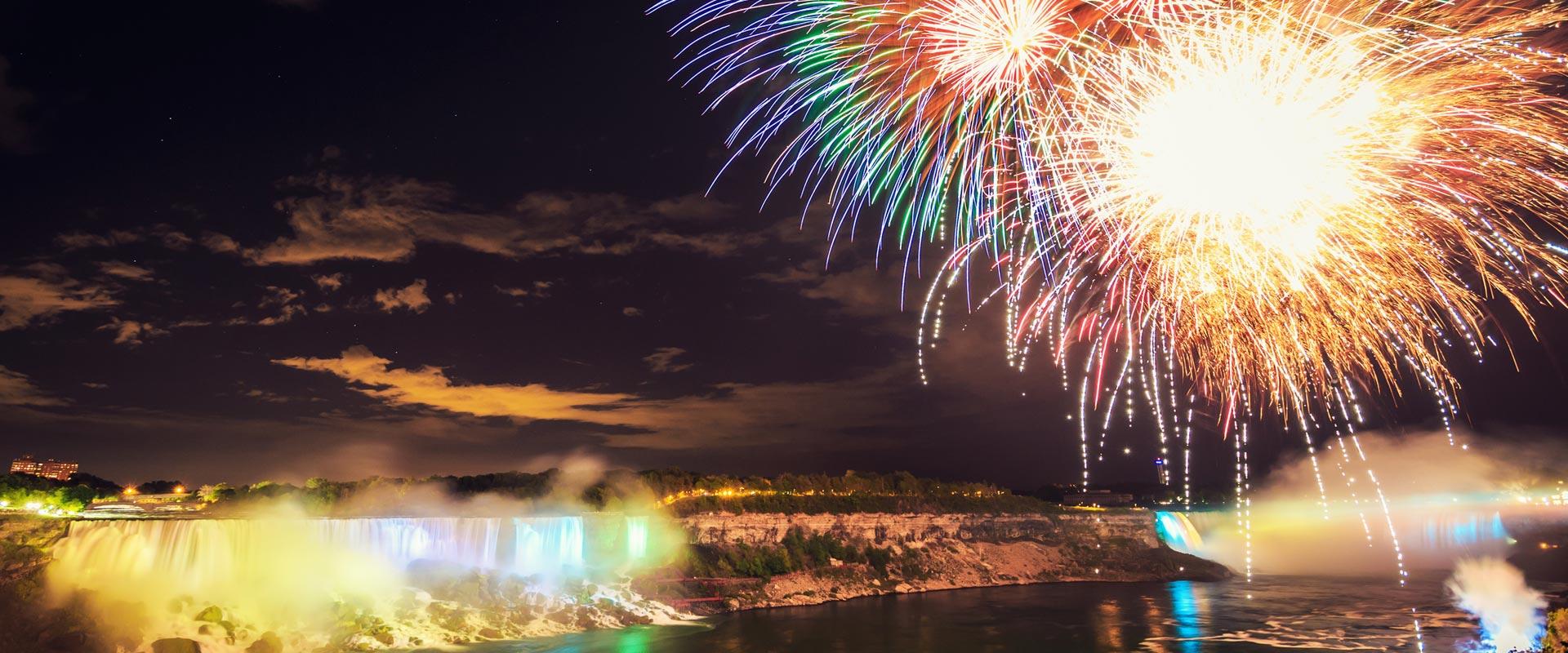 Memorial Day Weekend in Niagara Falls Canada