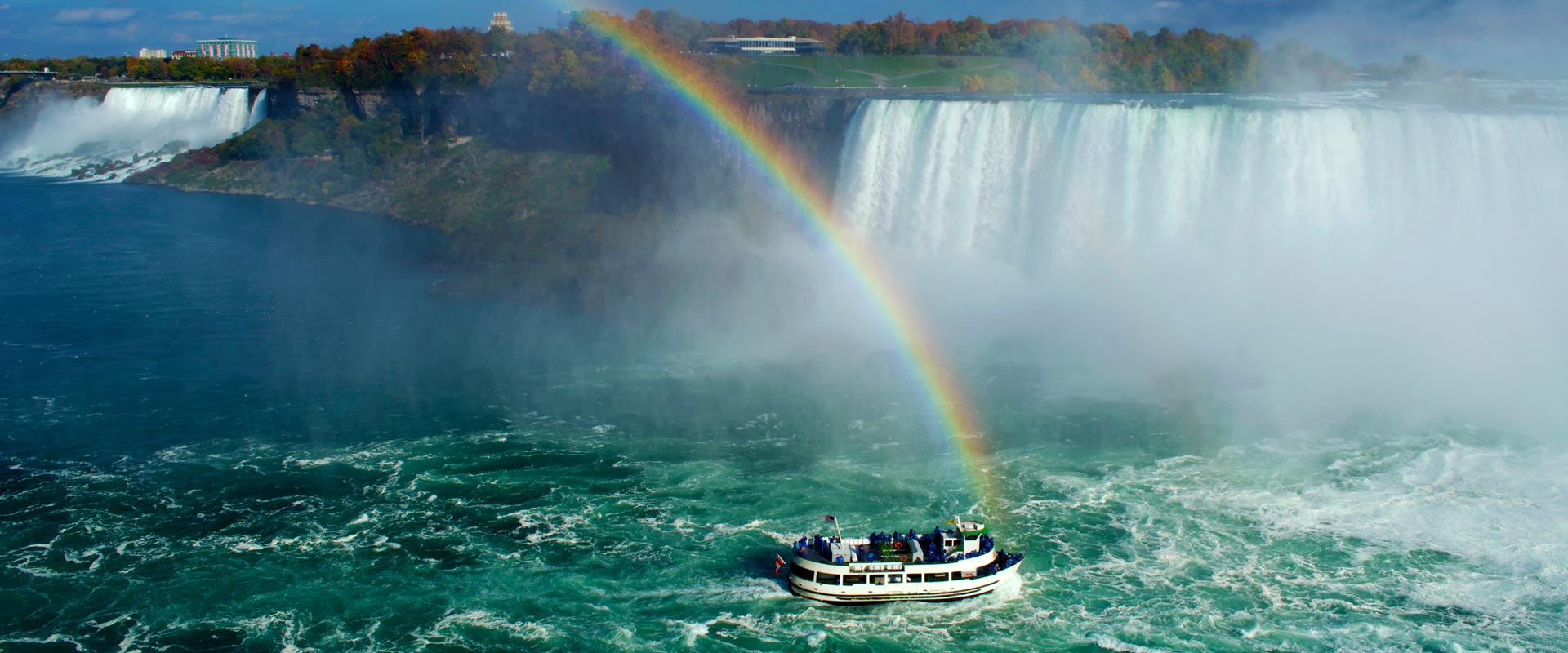 One Day Tour to Niagara Falls from Etobicoke