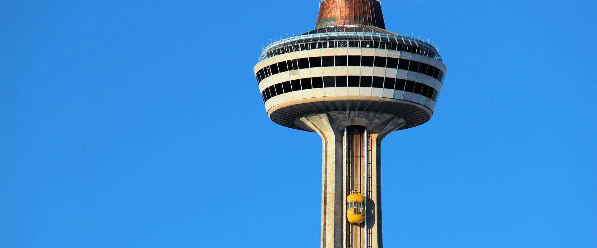 Skylon Tower Tours – Niagara Falls Canada