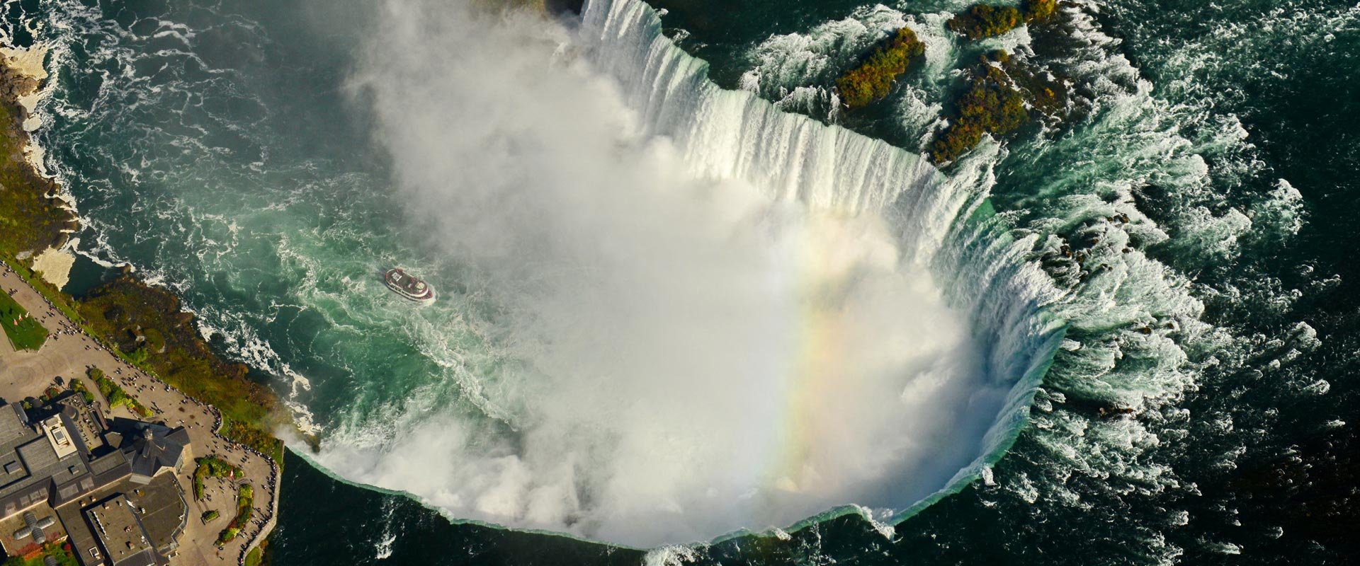 Gift a Niagara Falls Helicopter Tour to a Loved One