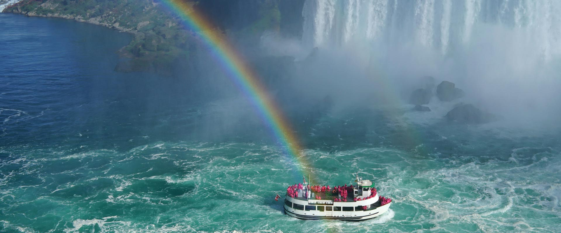 how-long-is-the-hornblower-niagara-cruise