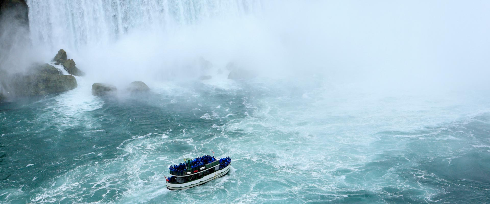 Is There A Maid Of The Mist On The Canadian Side