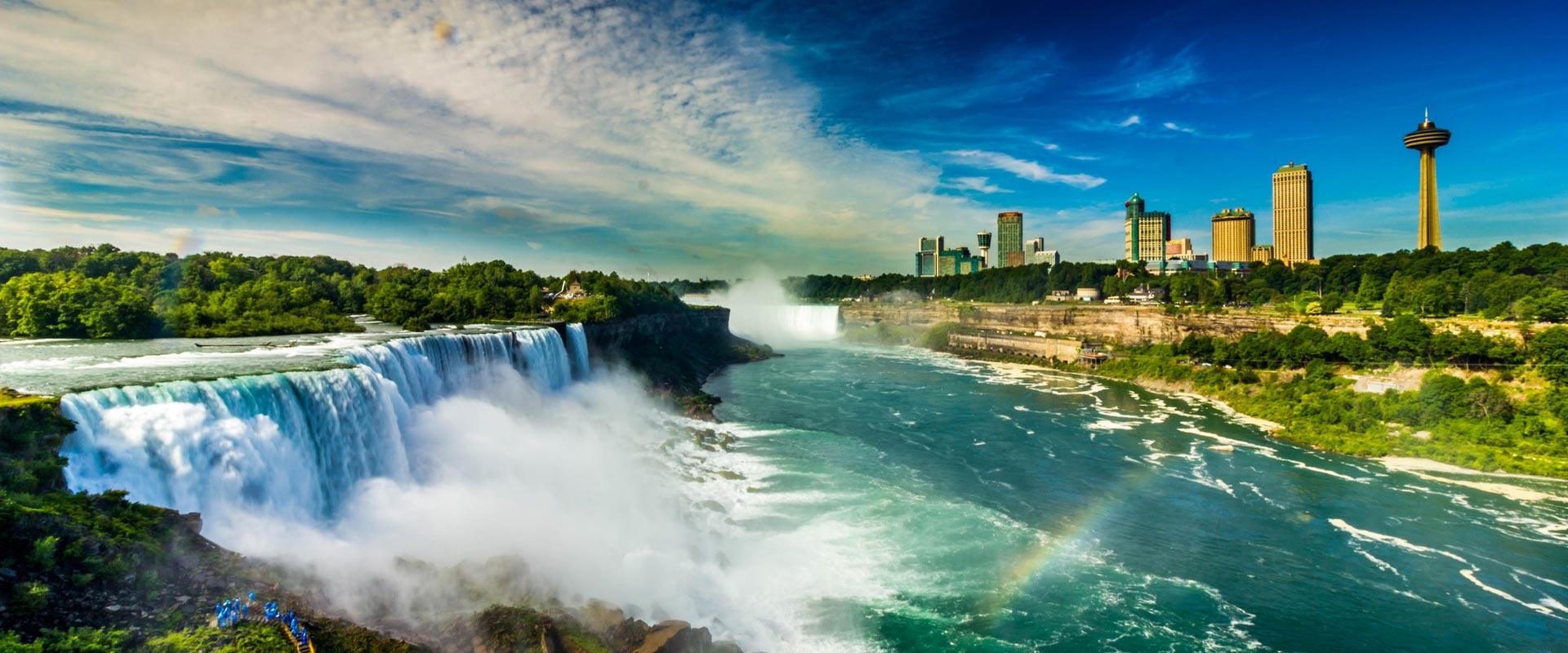 Do You Get Wet At Niagara Falls