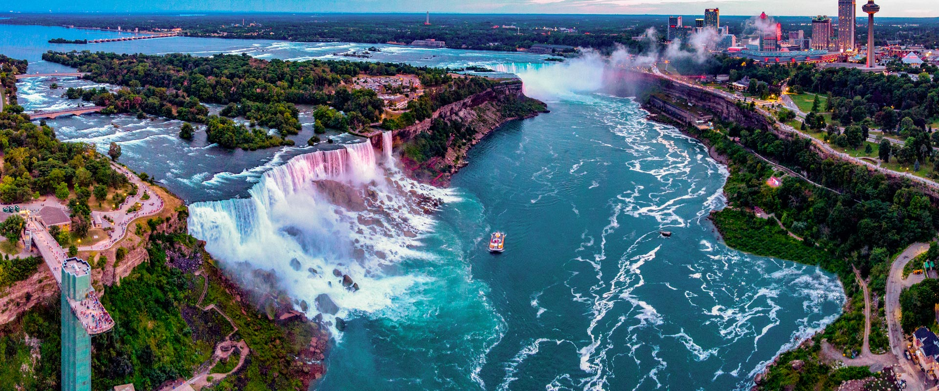 How Do I Get From Toronto Airport To Niagara Falls
