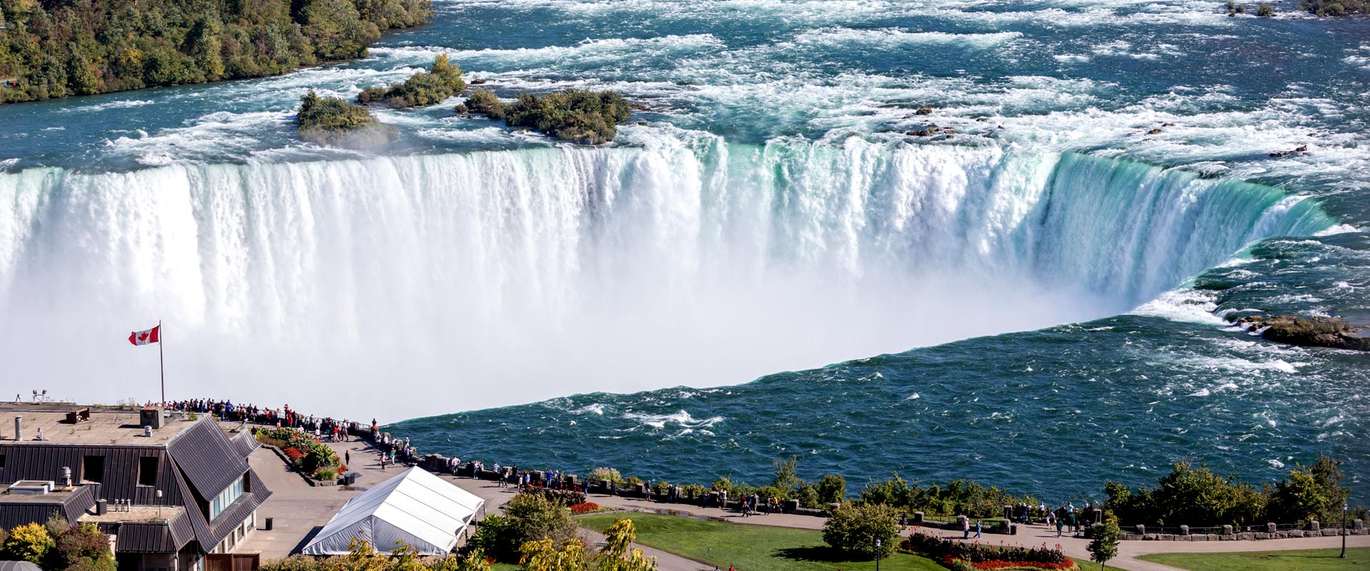 Is Niagara Falls Open Now