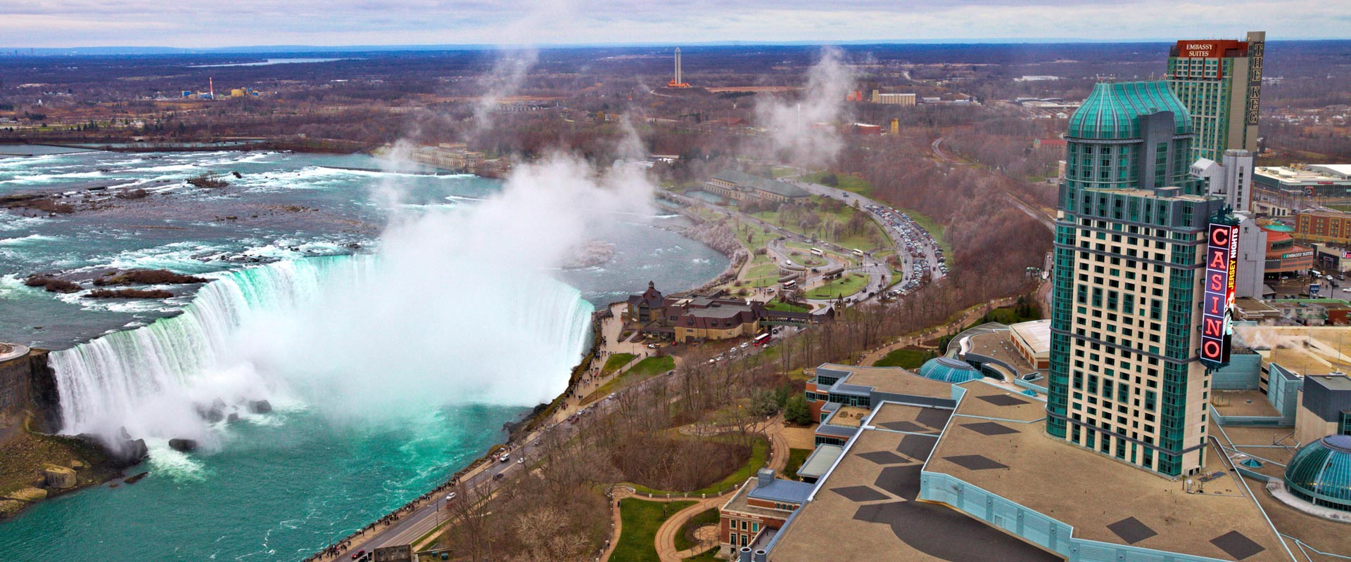 Casinos of Niagara Falls – Open 24 Hours A Day