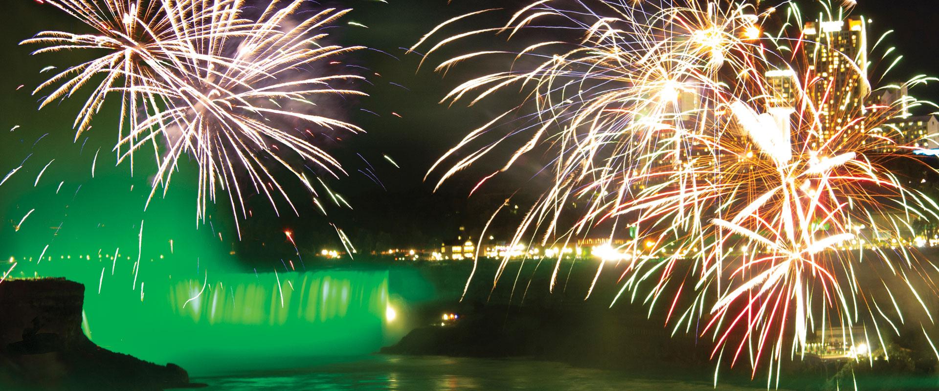Niagara Falls Winter Tour and Winter Festival of Lights