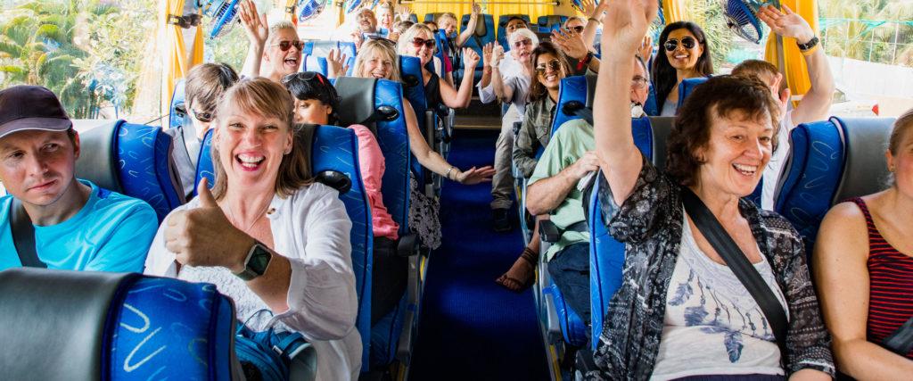 niagara falls Coach Buses