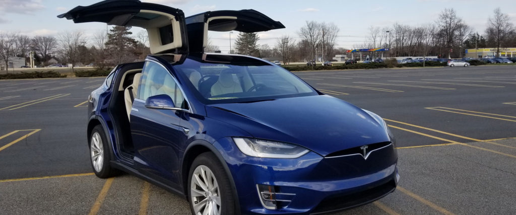 Tesla Chauffeur Services in the Greater Toronto Area