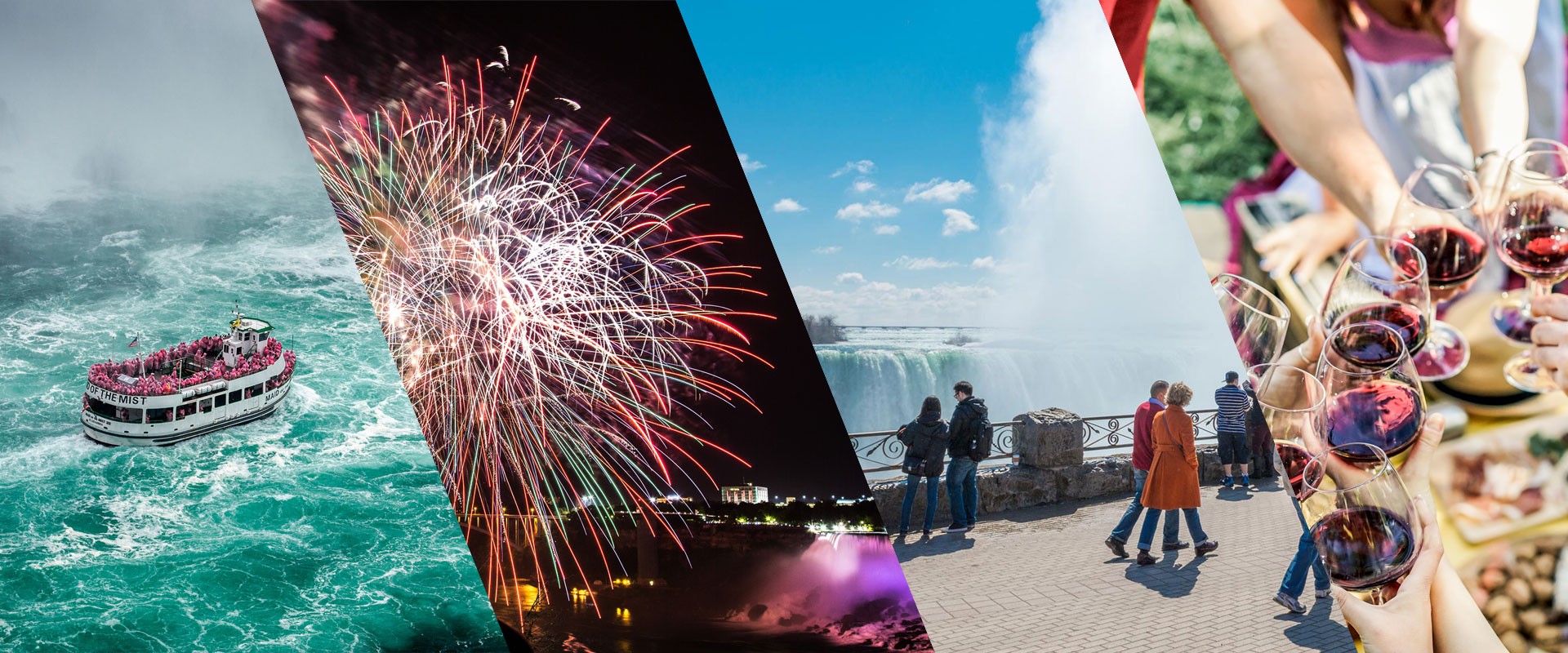 Niagara Falls Tours Available Every Day