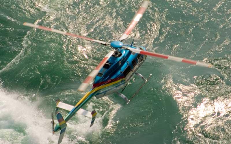 Niagara Falls Canada Helicopter Tour