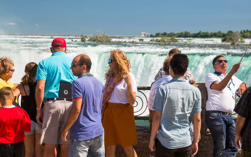 Niagara Falls Small Group Private Tour (1-9 people)