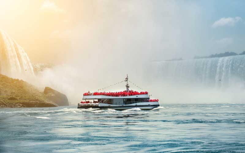 Oakville To Niagara Falls Day Tour