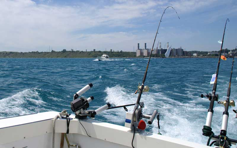 Niagara Falls Tour: Half-Day Charter Fishing Adventures Niagara Falls, New York