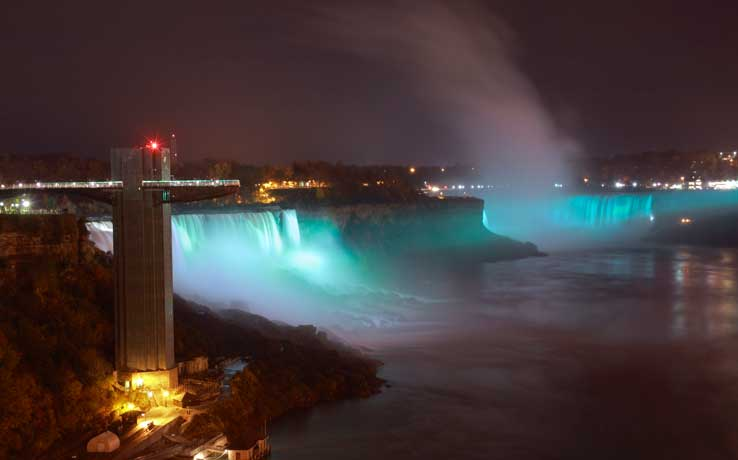 Toronto To Niagara Falls Day and Evening Tour