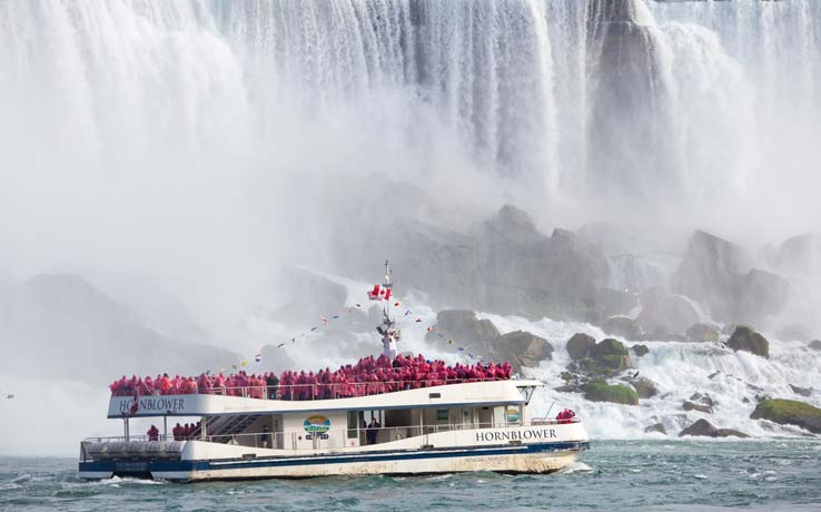 Hornblower: Voyage to the Falls Boat Tour with Funicular (May 10 - December 1)