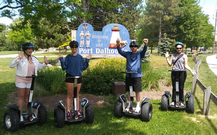 Port Dalhousie Segway Tour