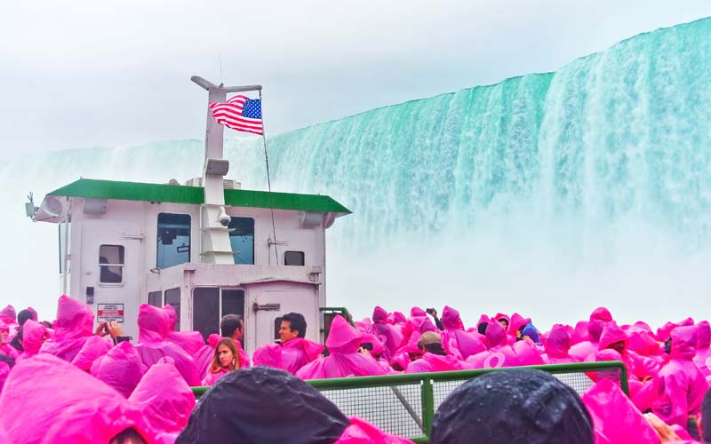 Maid in America Tour Niagara Falls, New York