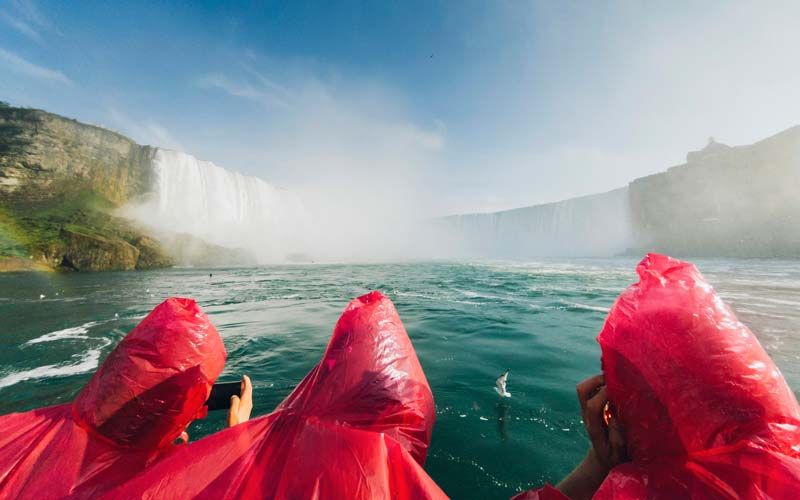 Niagara Falls Private Tour (1-4 People)